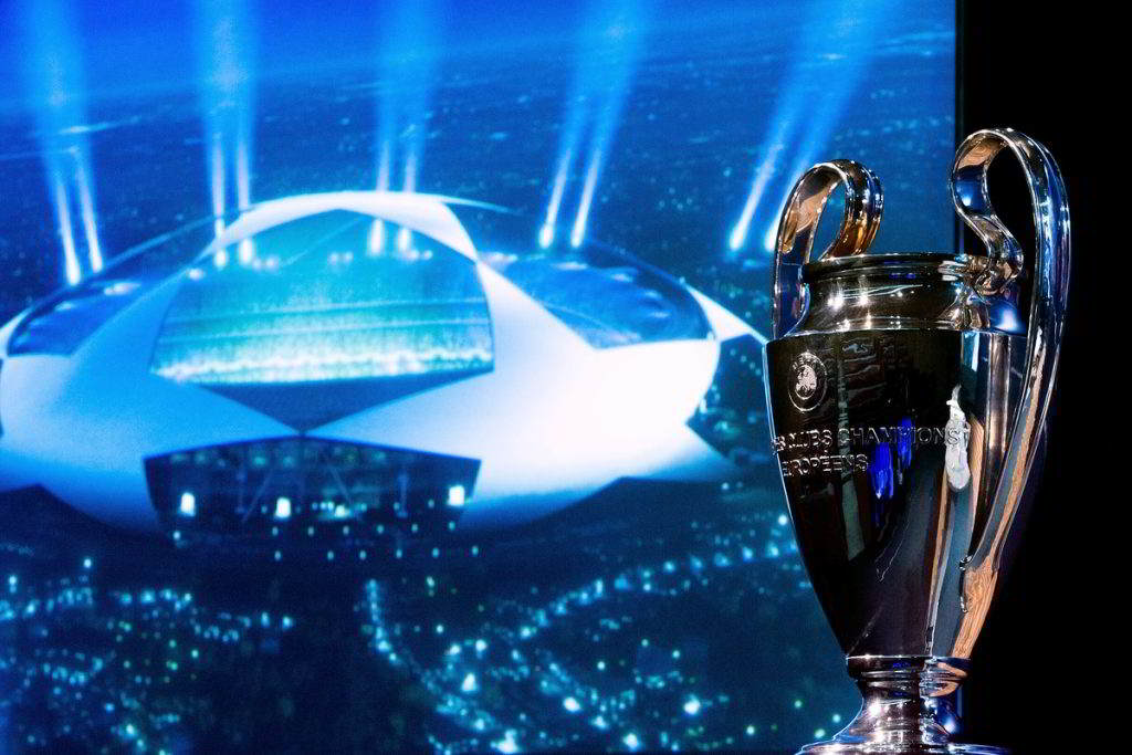 Sorteggi Champions League 2020/2021: Inter-Real, Juve-Barcellona
