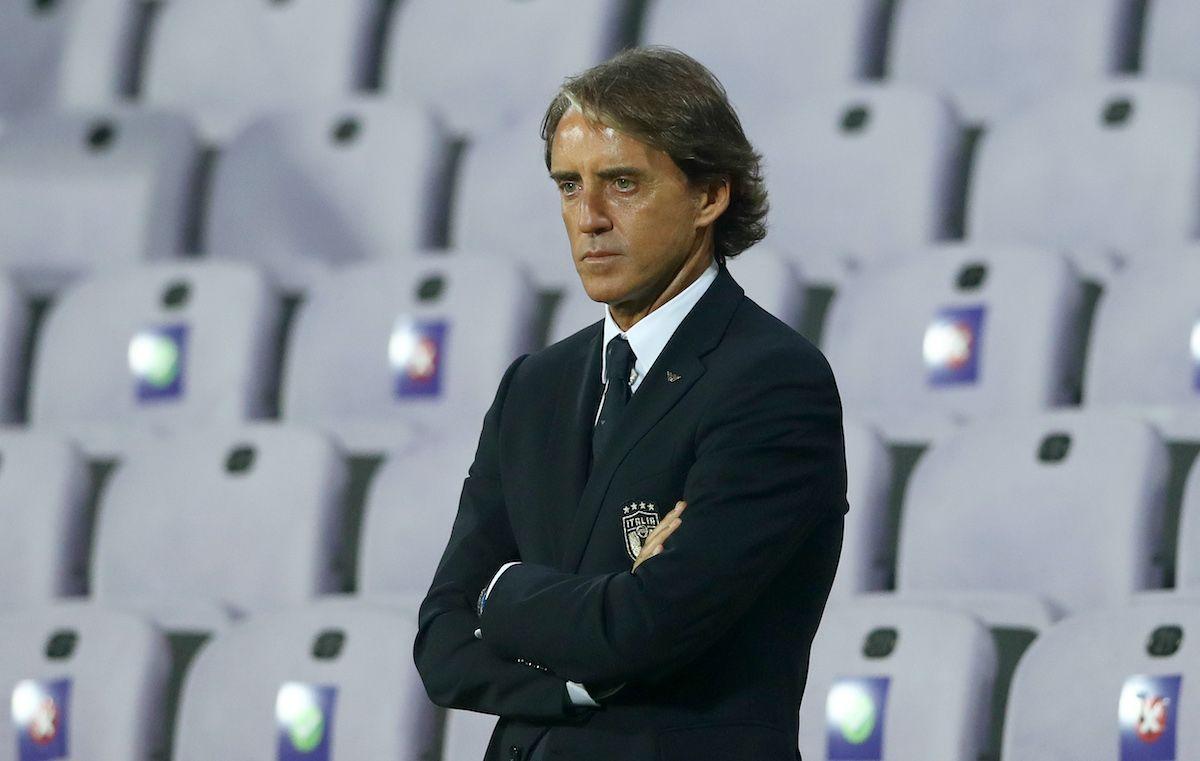 Roberto Mancini positivo a Covid: non sarà al raduno di Coverciano