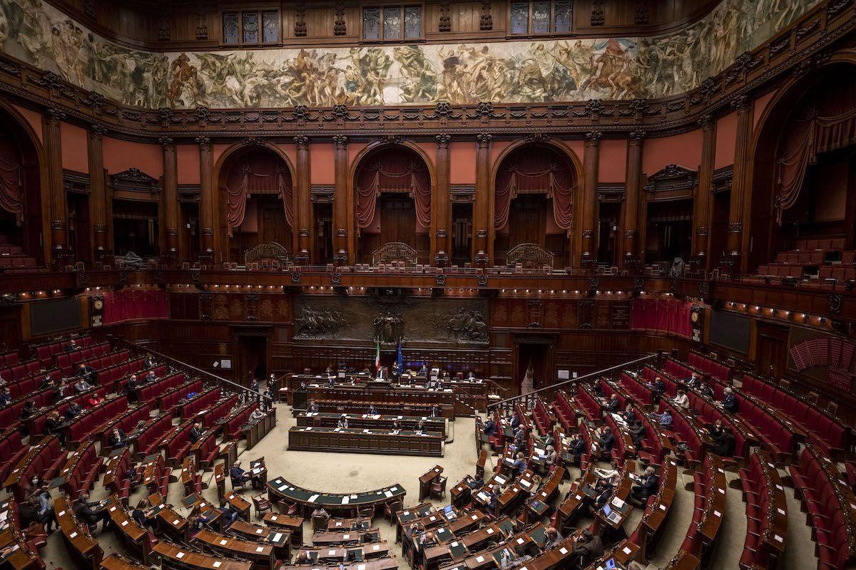 Camera dei Deputati Giuseppe Conte dpcm