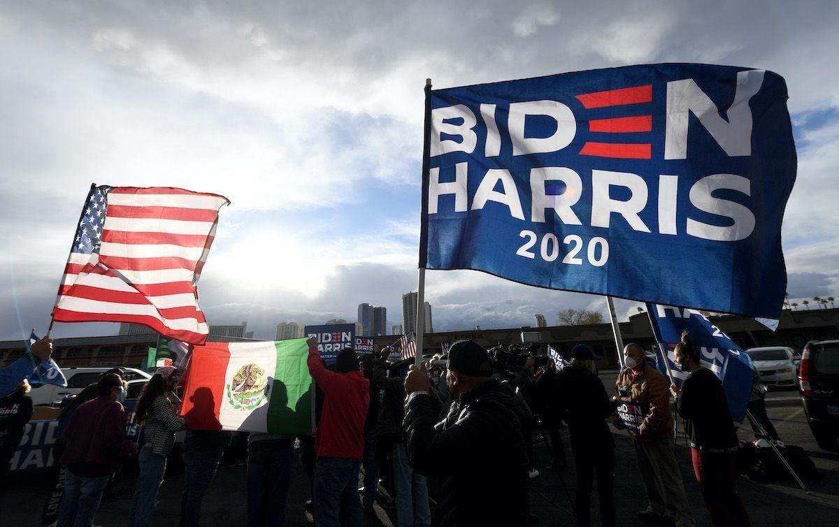 amministrazione Joe Biden Kamala Harris presidente usa