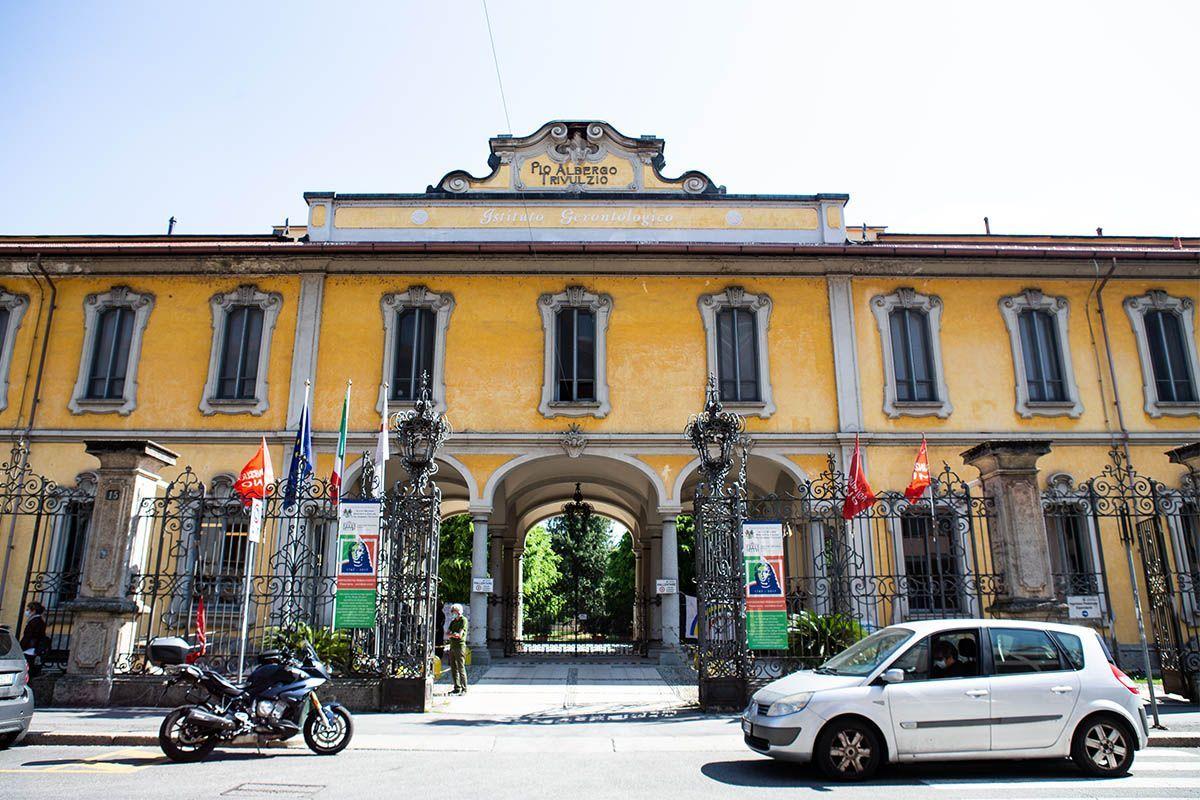Covid, al Trivulzio di Milano 64 dipendenti positivi e sette pazienti contagiati