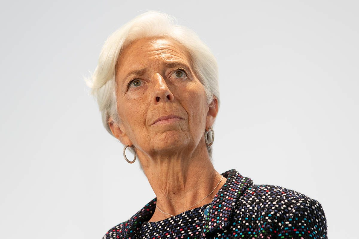 Lagarde, la seconda ondata di Covid-19 toccherà severamente l'economia