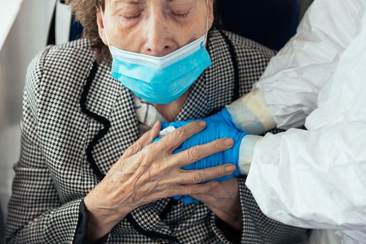 anziani coronavirus