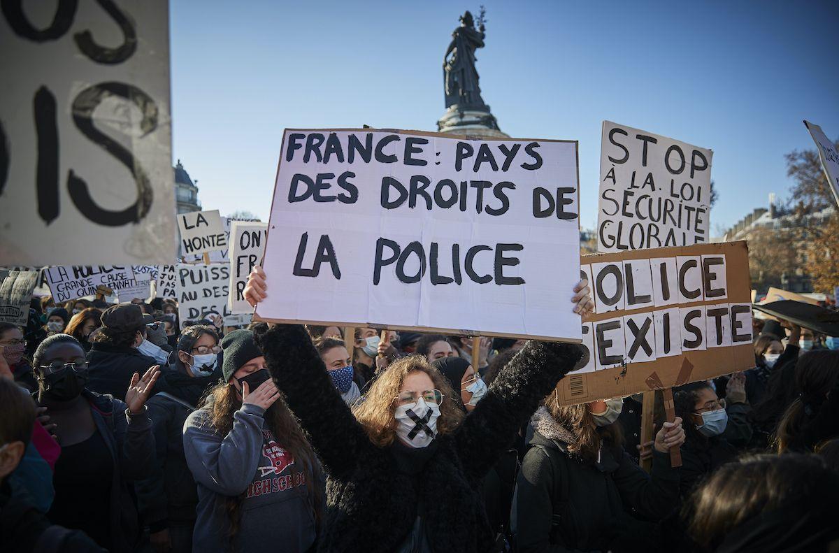 francia proteste novembre 2020 articolo 24