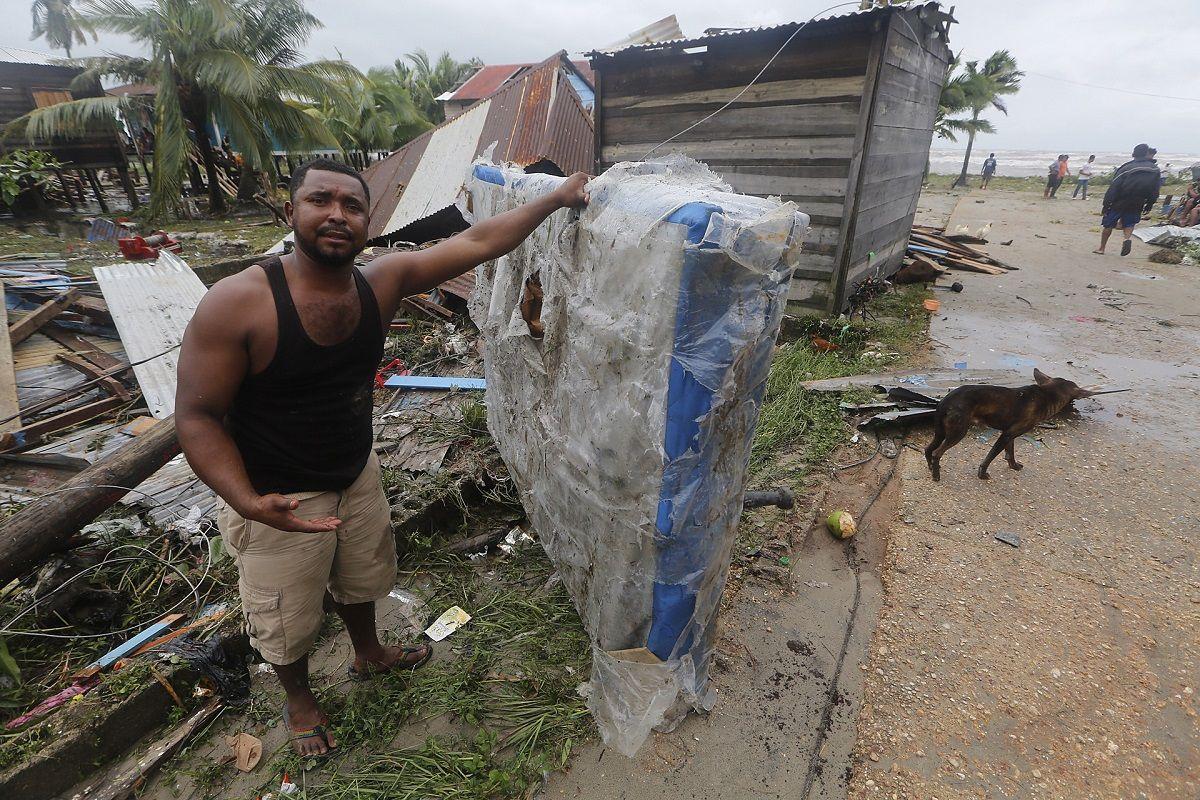 Uragano Eta, dopo il Guatemala si dirige verso la Florida: oltre 60 morti