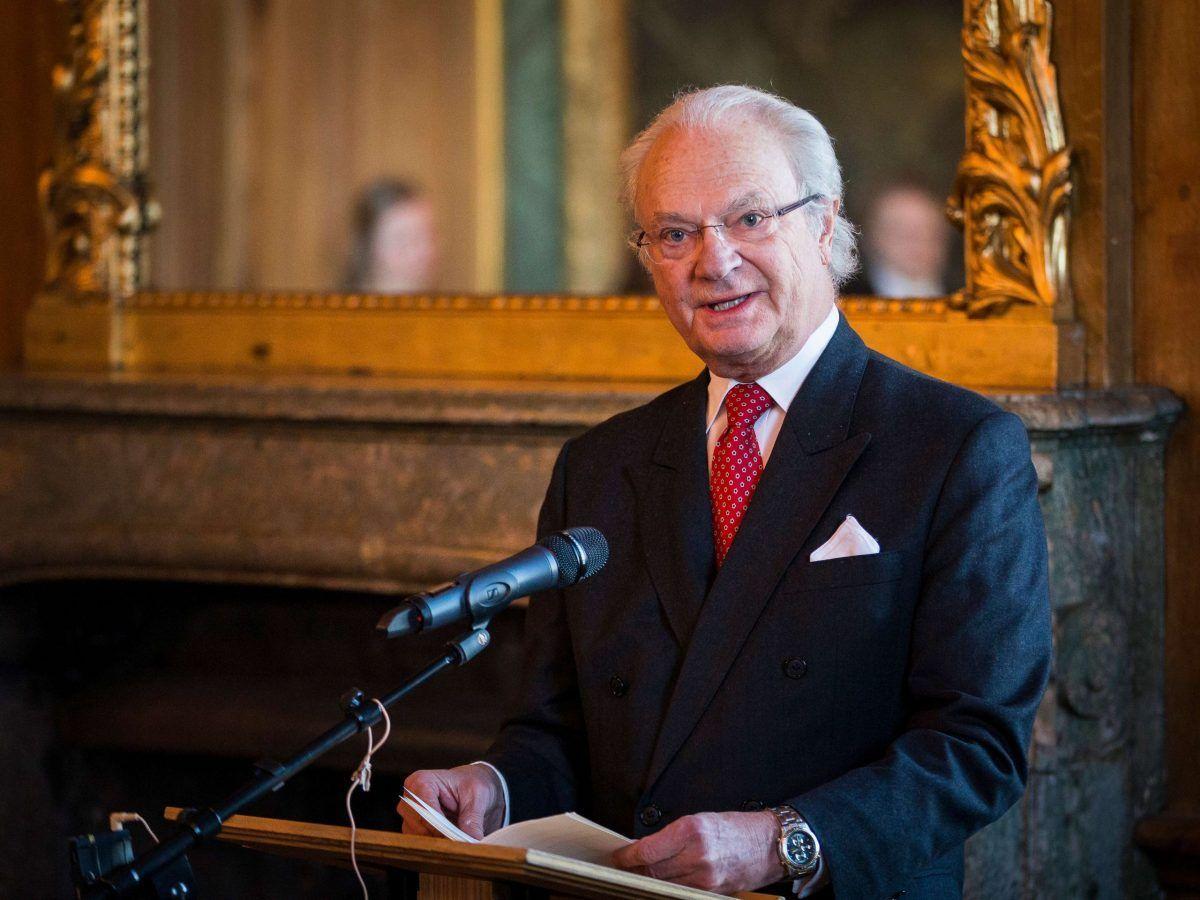 """Dure parole del Re di Svezia: """"La gestione del Covid è stata fallimentare"""""""