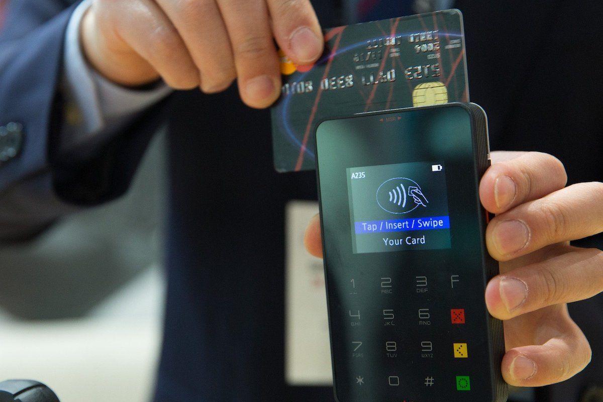 carta credito pagamento pos