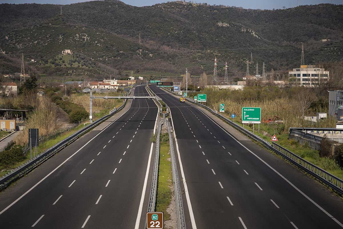 autostrada italia