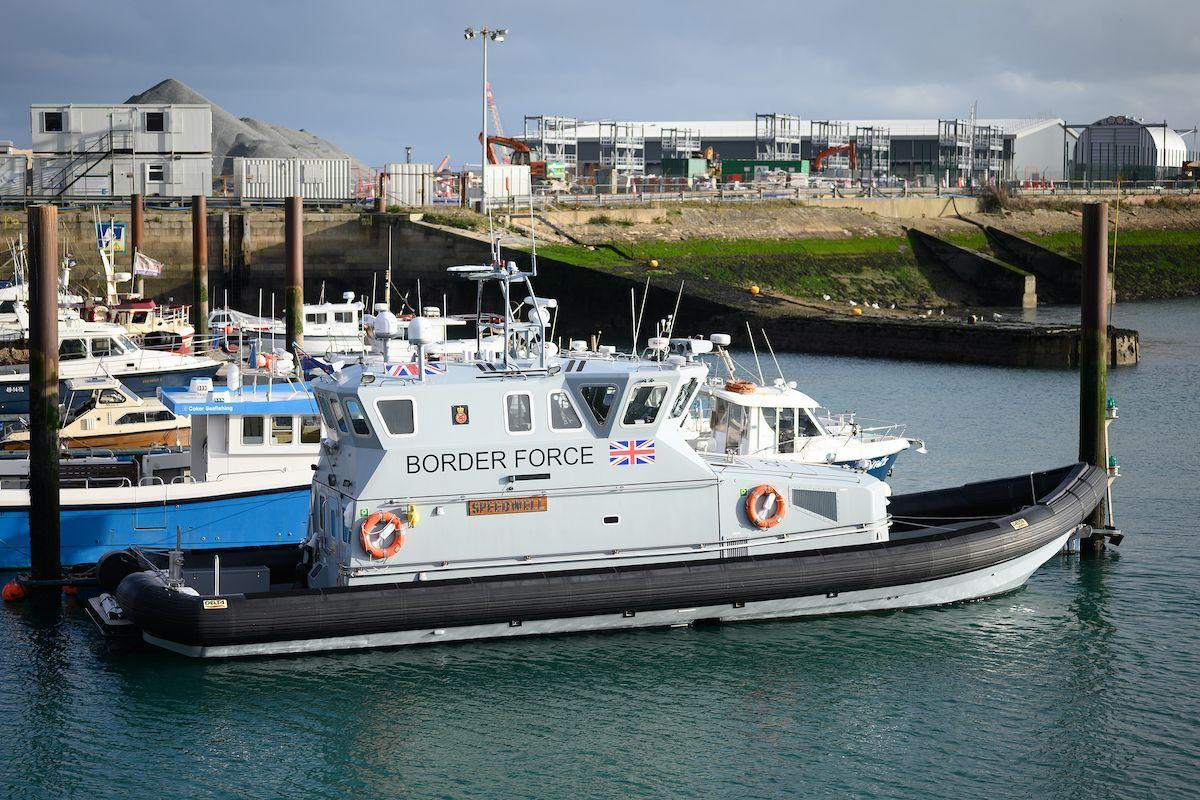 barca porto dover Gran Bretagna