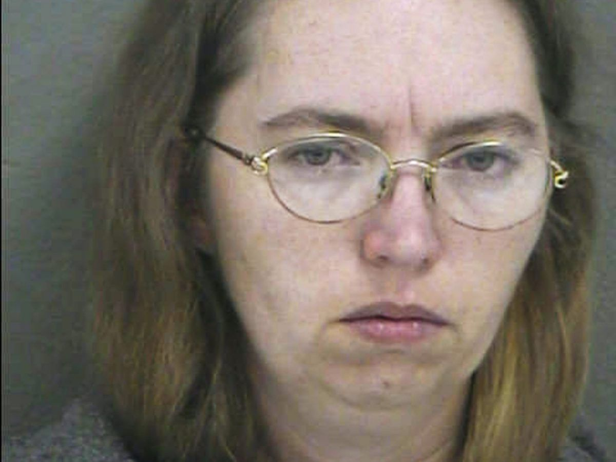 Lisa Montgomery Police Booking Photo