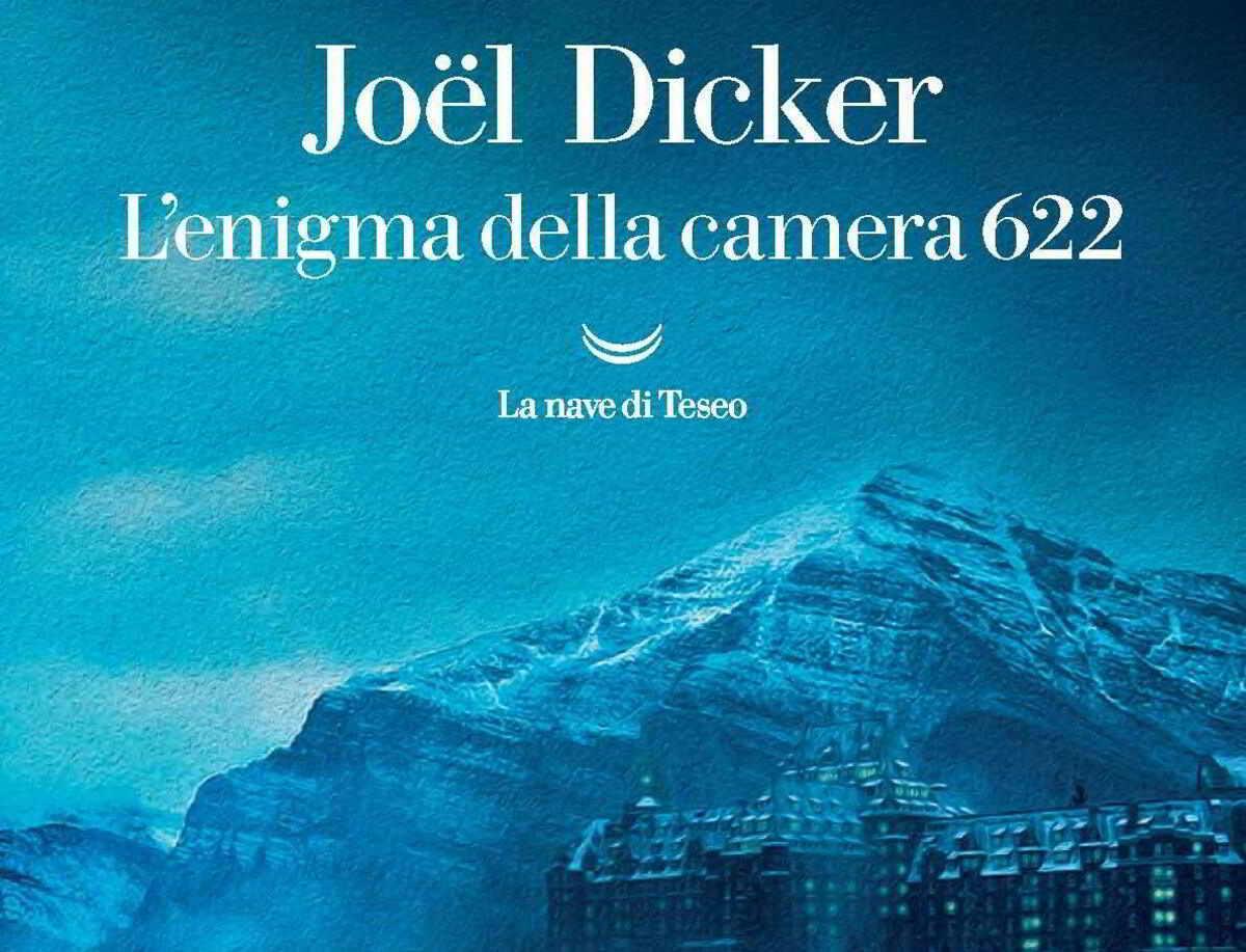 copertina enigma camera 622 dicker