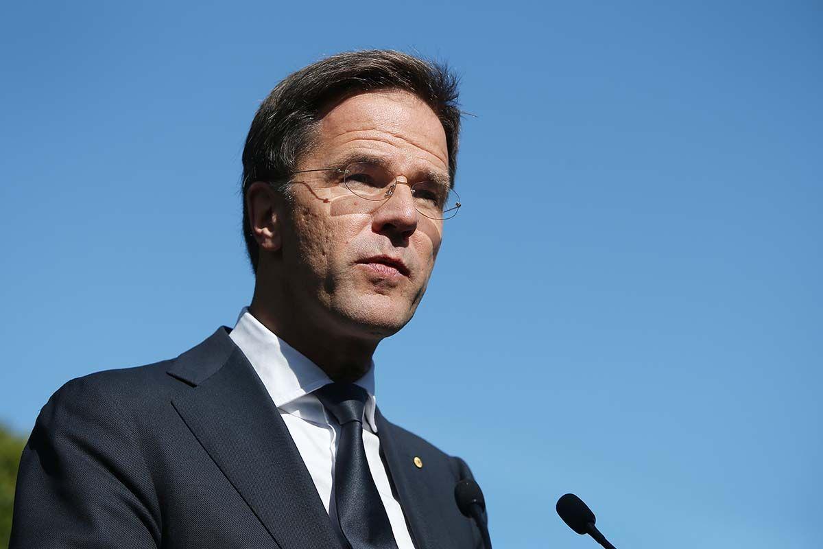 Olanda, si dimette il governo di Mark Rutte