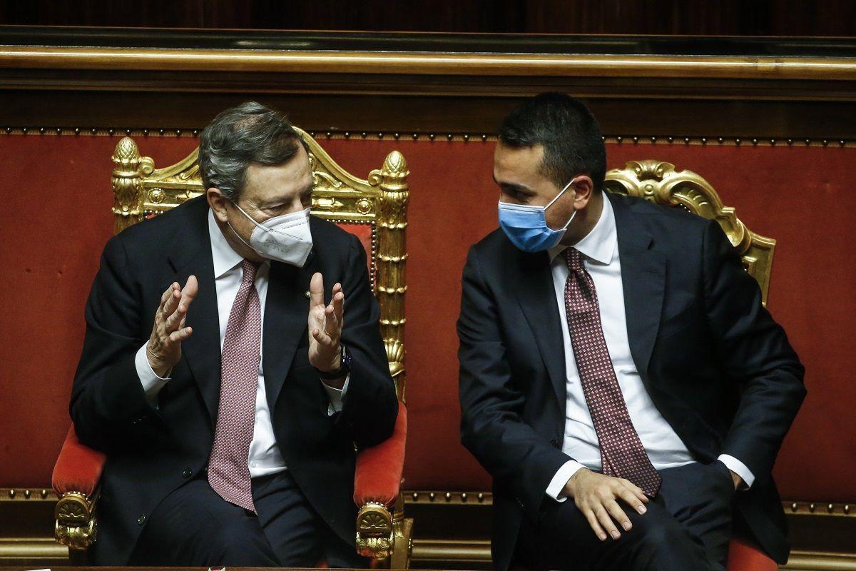 Governo Draghi: c'è la fiducia al Senato con 262 voti a favore e 40 contrari