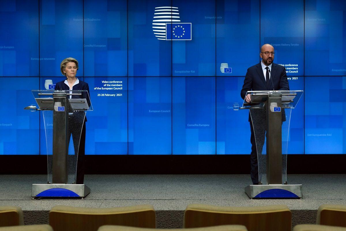Vertice UE (a distanza) per fare il punto sui vaccini