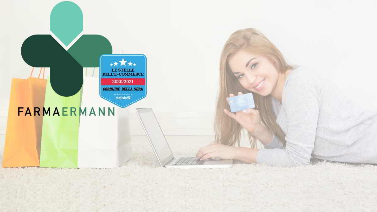 Anche il 2021 conferma FarmaErmann farmacia online tra le migliori