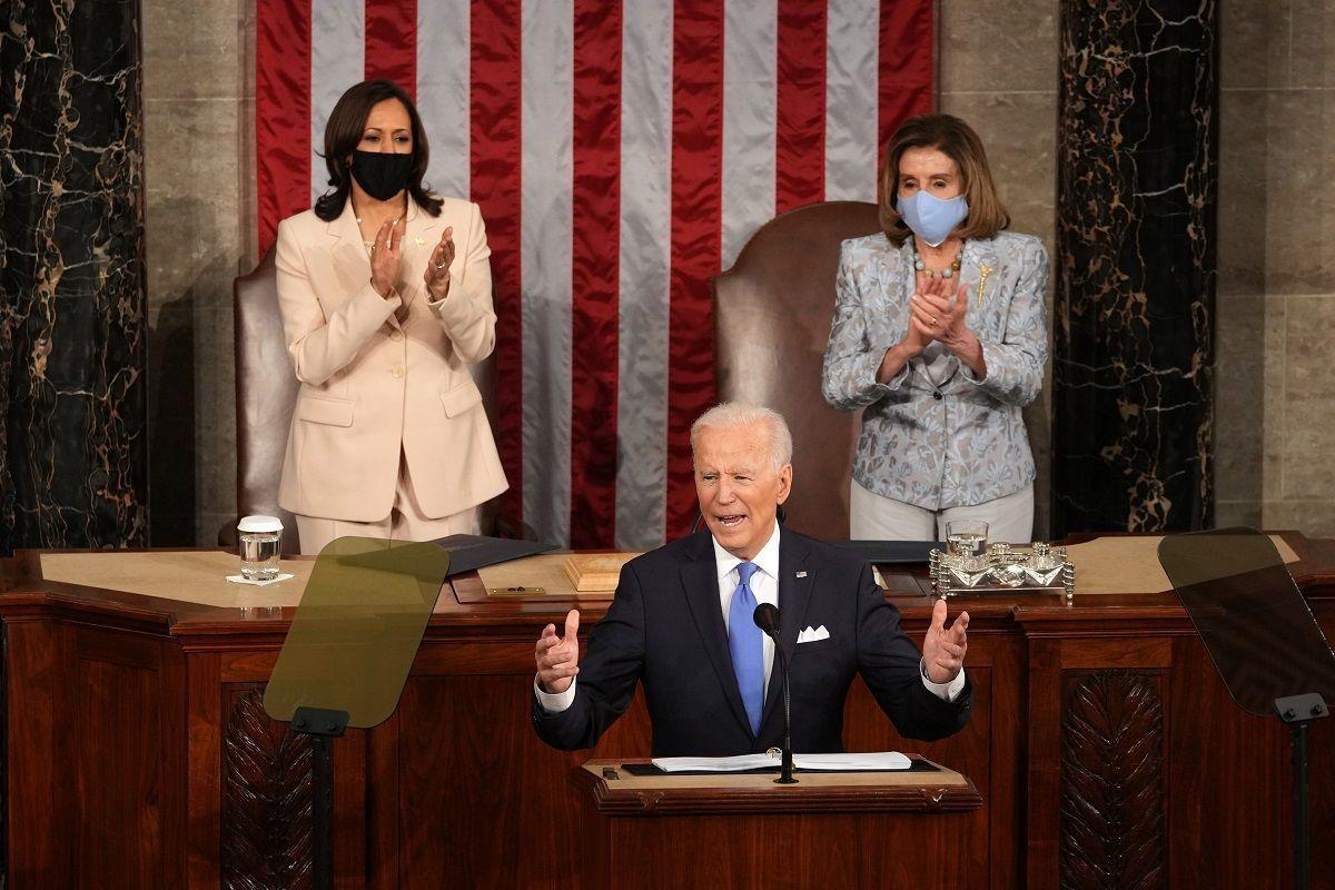 Joe Biden al Congresso