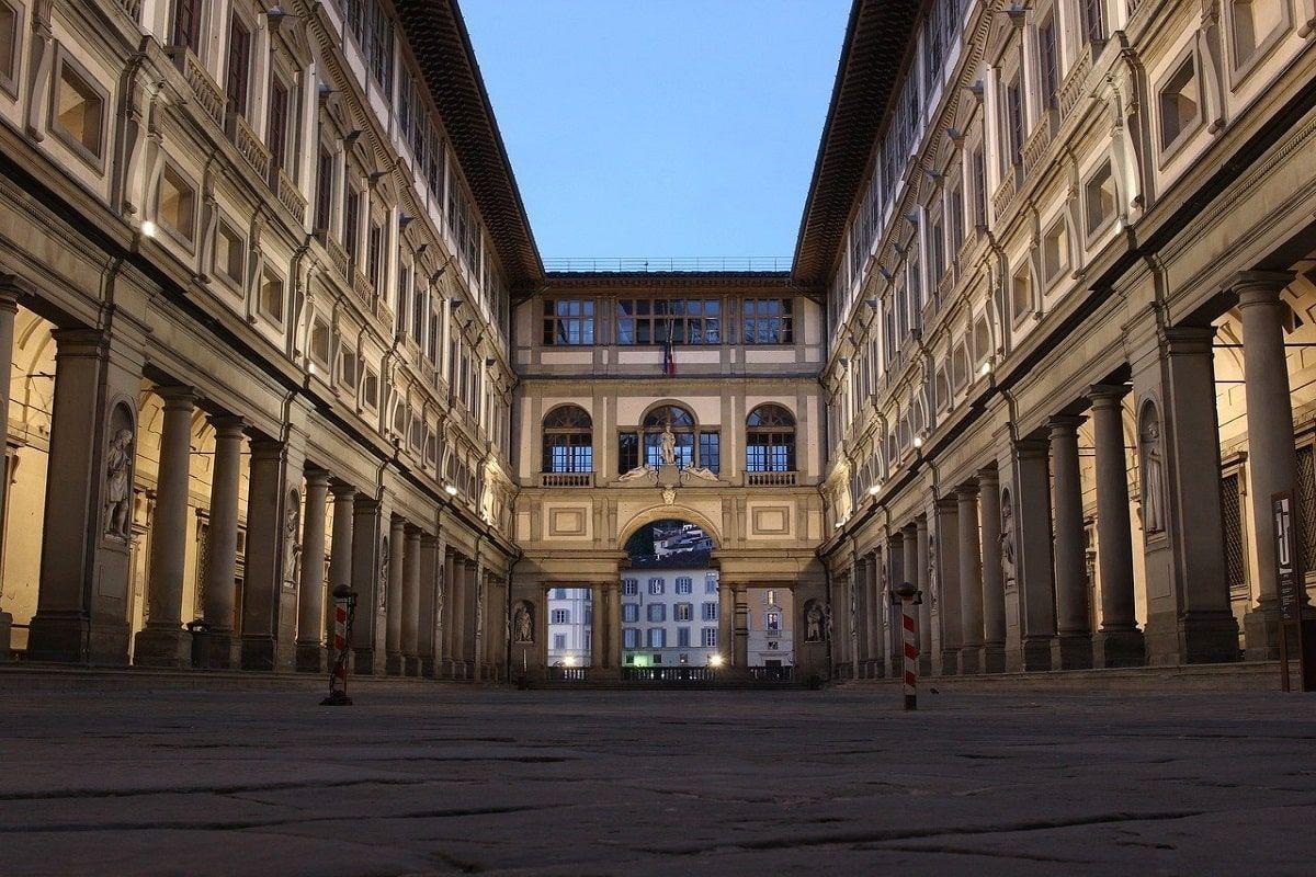 Gallerie degli Uffizi a Firenze