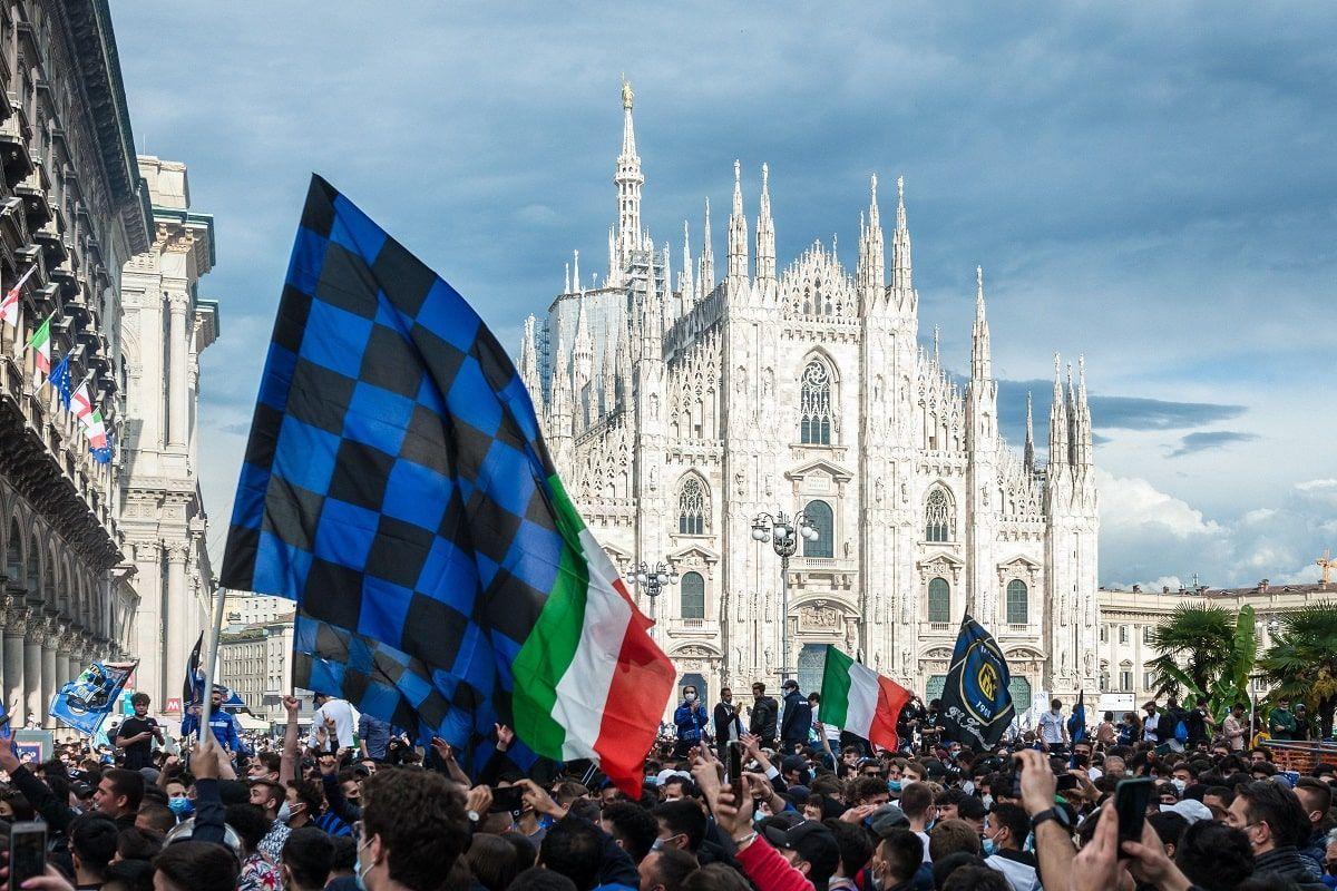 Inter vince lo scudetto 2021