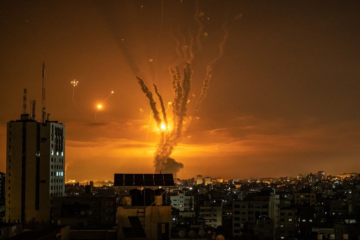 Israele scontro con Palestina