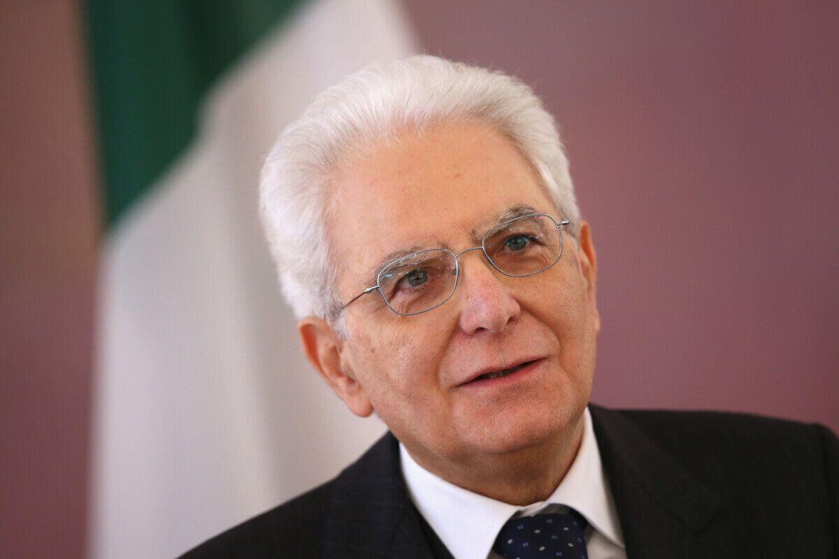 """Mattarella: """"Abbiamo un debito verso le future generazioni"""""""