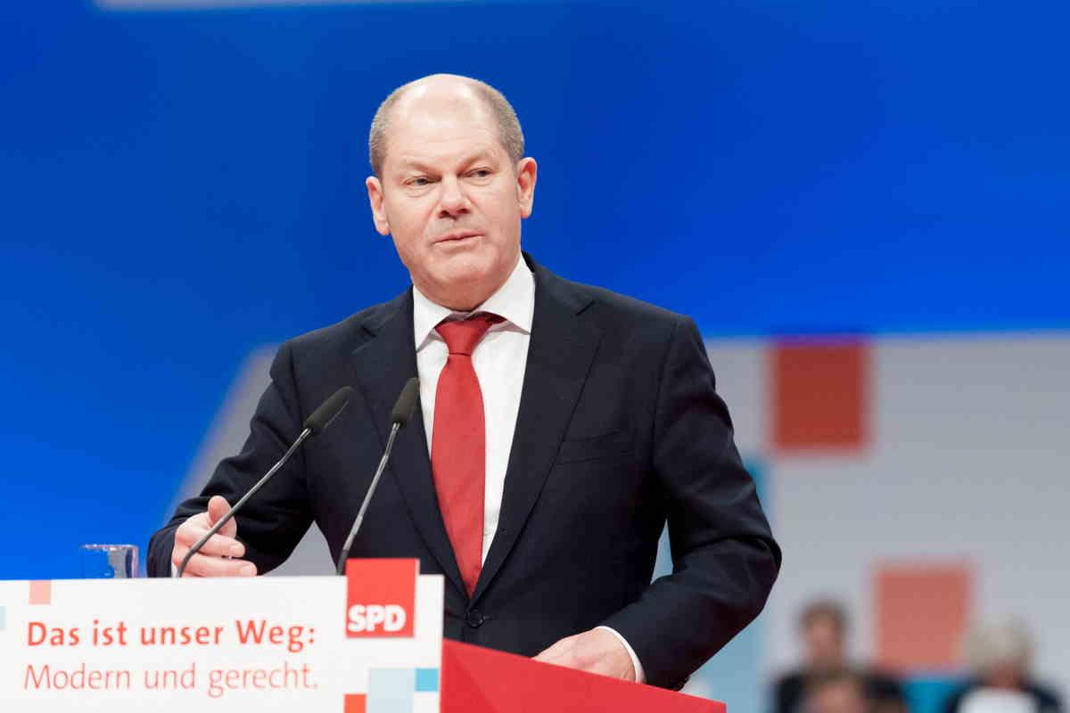 Elezioni Germania Spd