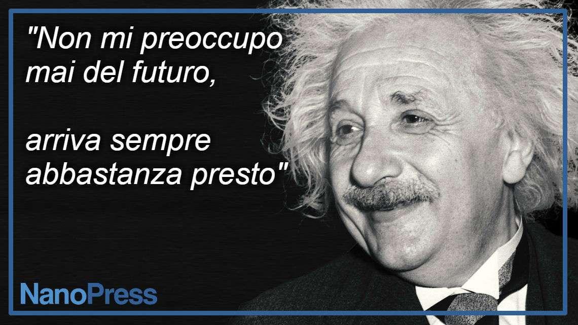 Frasi famose di Albert Einstein