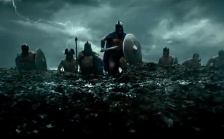 300: L'Alba di un Impero al primo posto del box office italiano con 2,4 milioni