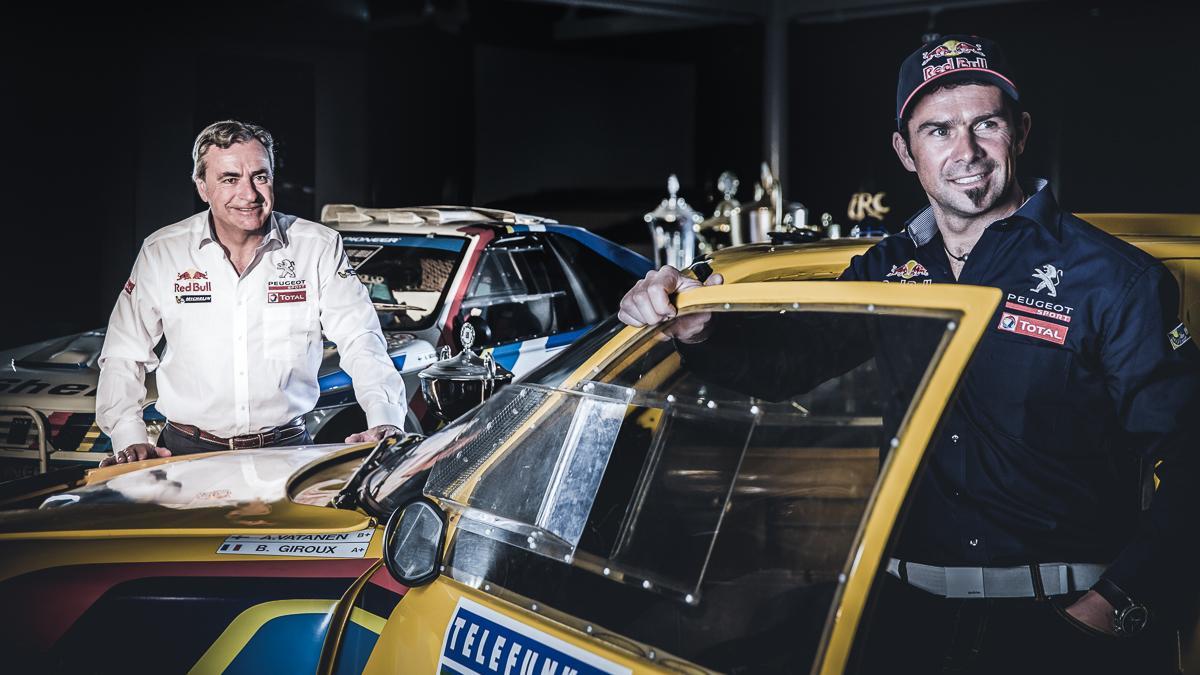Dakar 2015 Peugeot ritorna dopo 25 anni con Sainz e Despres