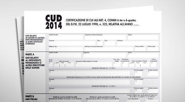 CUD 2014 editabile: istruzioni e informazioni per compilarlo e presentarlo [PDF]