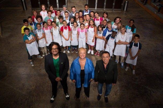 Junior Masterchef Italia: su Sky Uno il baby talent con Barbieri, Borghese e Lidia Bastianich
