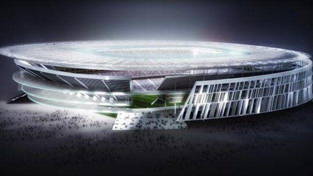 Nuovo stadio Roma: presentato il progetto al Campidoglio