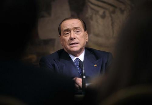 Silvio Berlusconi interdetto dai pubblici uffici
