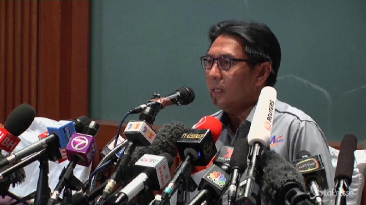Scompare aereo della Malaysia Airlines si segue l8217ipotesi terrorismo