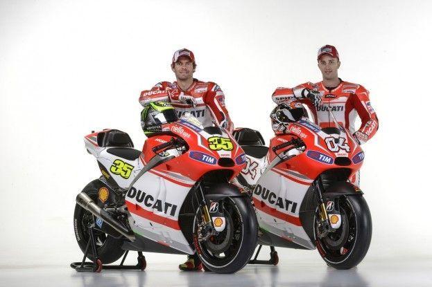MotoGP 2014: presentata la nuova Ducati GP14, scheda tecnica