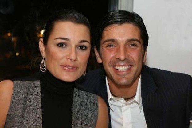 Gigi Buffon e Alena Seredova si separano: matrimonio al capolinea