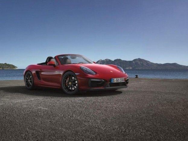 Porsche Boxster e Cayman GTS 2014: look rinnovato e 15 cavalli in più