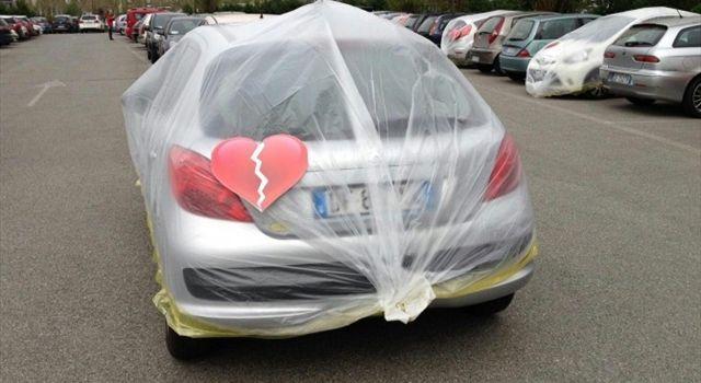 Fiat: Il dipendente guida con auto straniera? Gli impacchettiamo l'auto!
