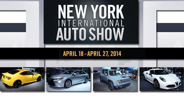 Salone di New York 2014: tutte le novità esposte