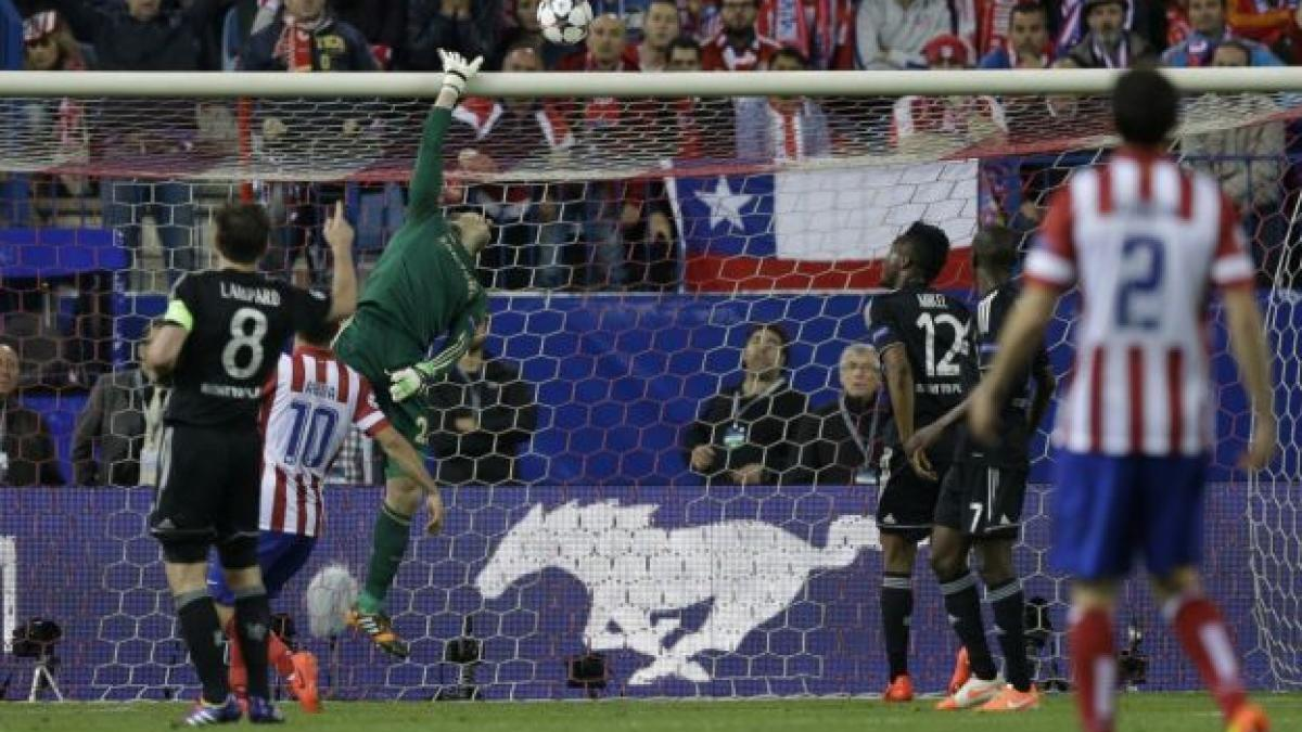Atletico Madrid Chelsea Champions League gli inglesi resistono in Spagna