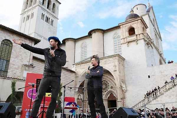 Jovanotti e il Cantico delle Creature: l'omaggio di Lorenzo a San Francesco