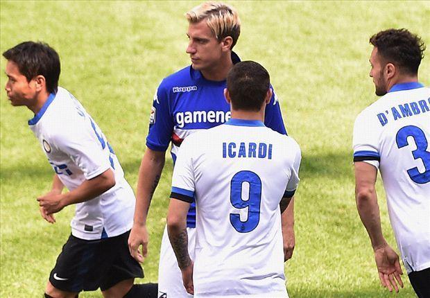 Maxi Lopez si rifiuta di dare la mano ad Icardi