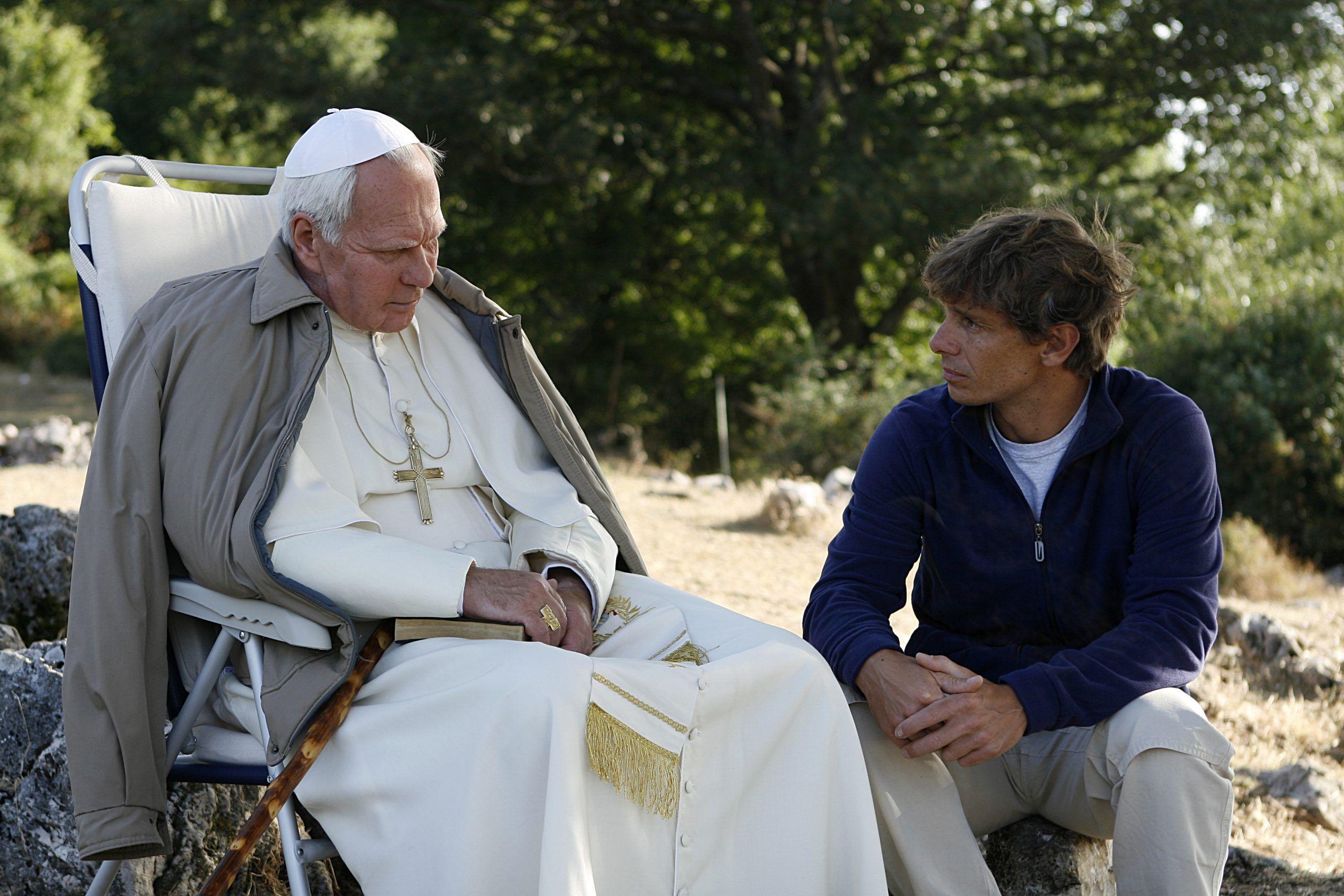 Non avere paura - Un'amicizia con Papa Wojtyla