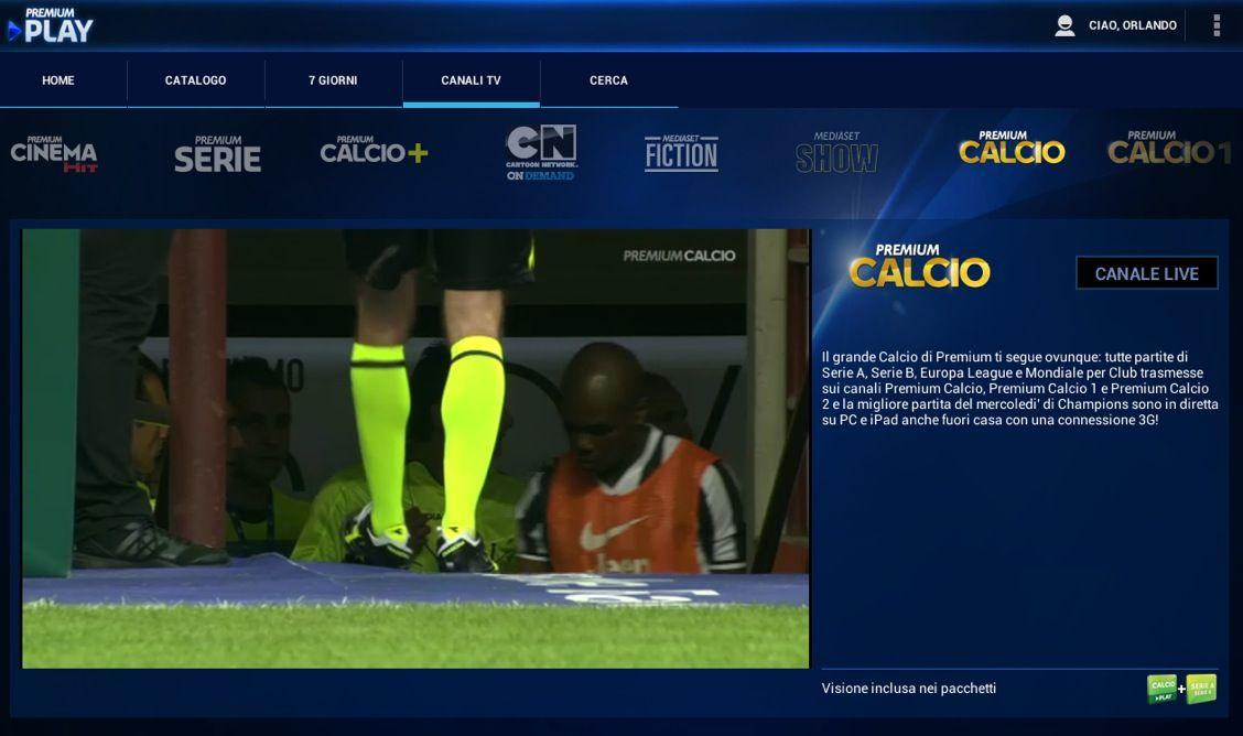 Sport in streaming: su iPad o iPhone e su Android
