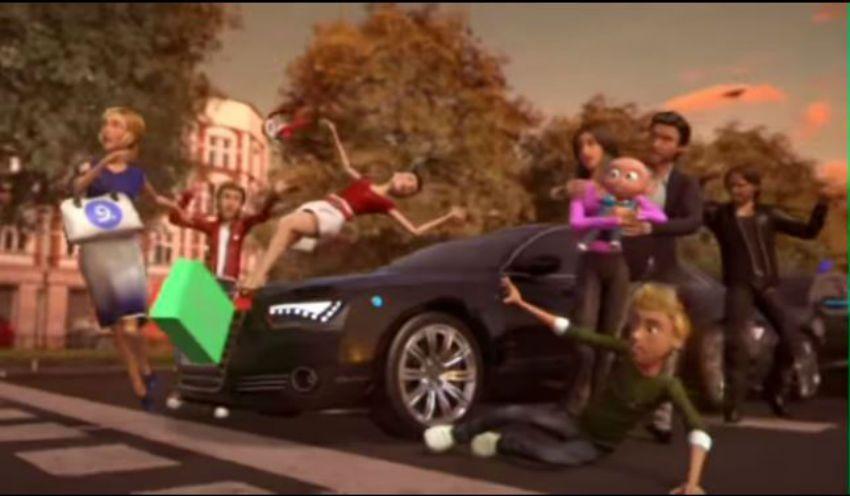 Mediaset Spagna, spot choc: la chiusura di due canali come le vittime di incidenti stradali