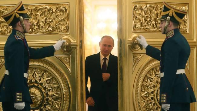 La Russia di oggi? Putin ha ricreato una dittatura da Zar