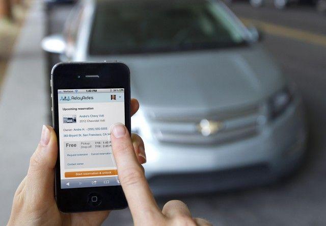 Auto rubate: lo smartphone te la ritrova
