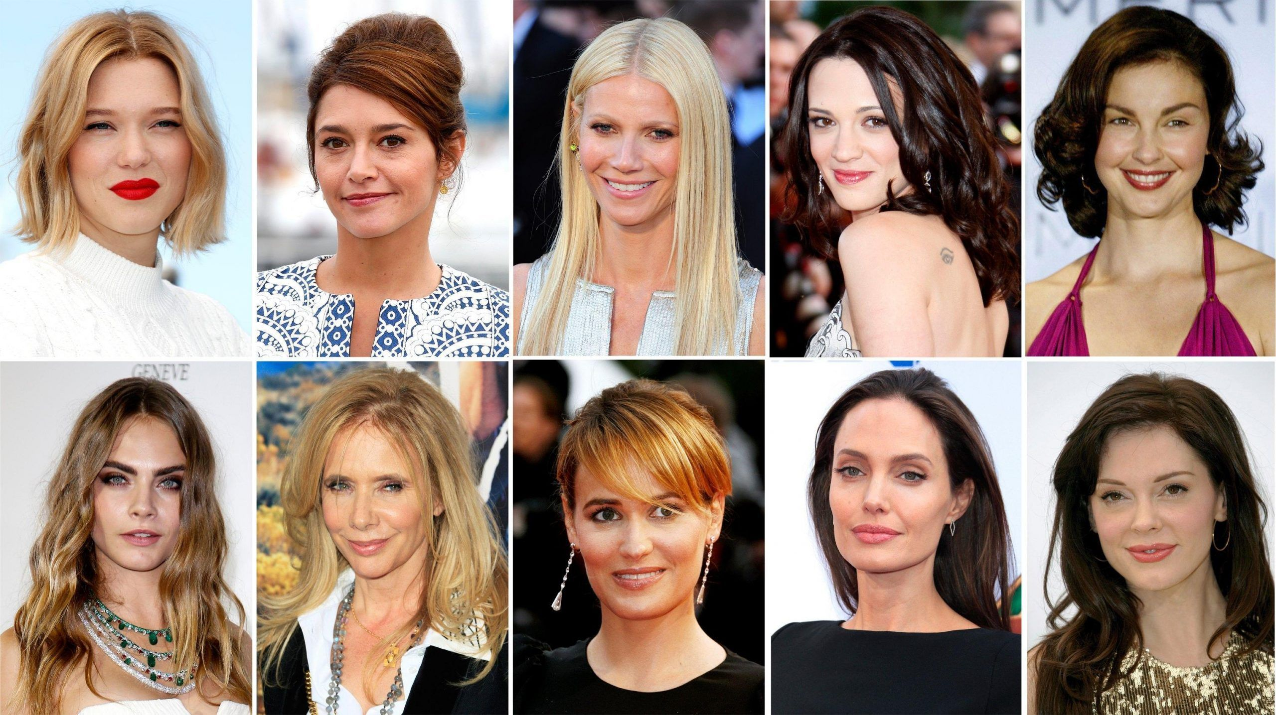 Attrici di Hollywood molestie