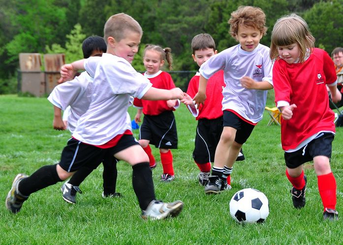 Sport bambini: quando iniziare e quali scegliere