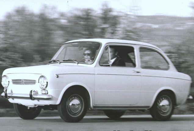 Fiat 850: l'icona italiana festeggia i suoi 50 anni
