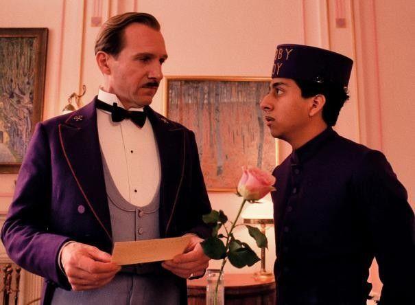 Grand Budapest Hotel trailer italiano trama clip